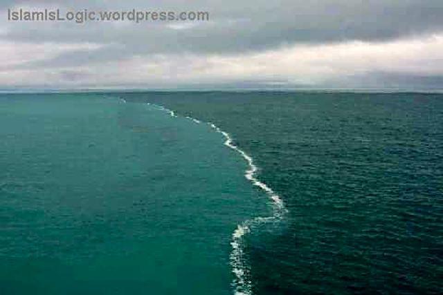air laut tak bercampur