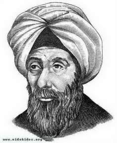 Abu Ali Muhammad al-Hassan ibnu al-Haitham atau Ibnu Haitham  / Alhazen (Basra, 965 – Kairo 1039)