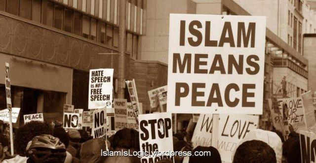 islam means peace