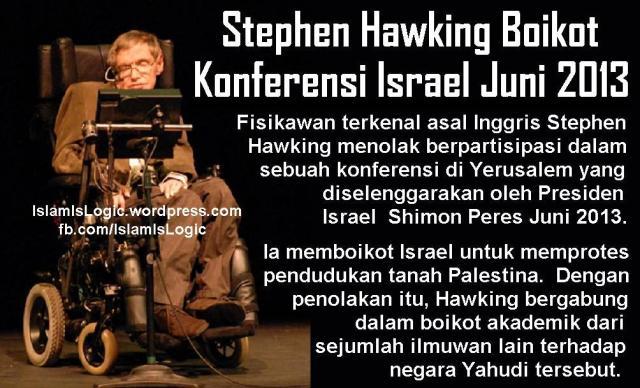 physicist-stephen-hawking-boycotte israel