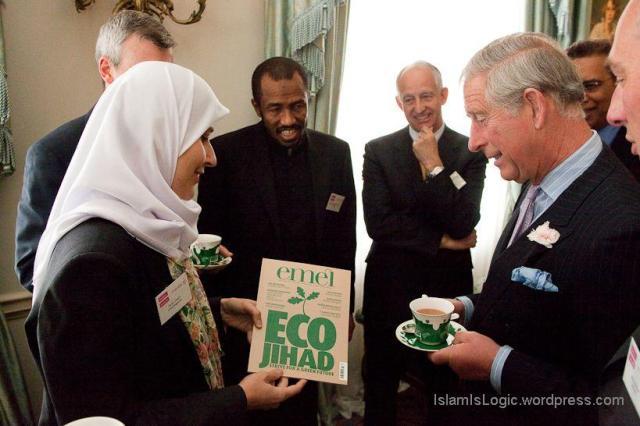 sarah joseph  HRH-Prince-Charles-Eco-Jihad-2