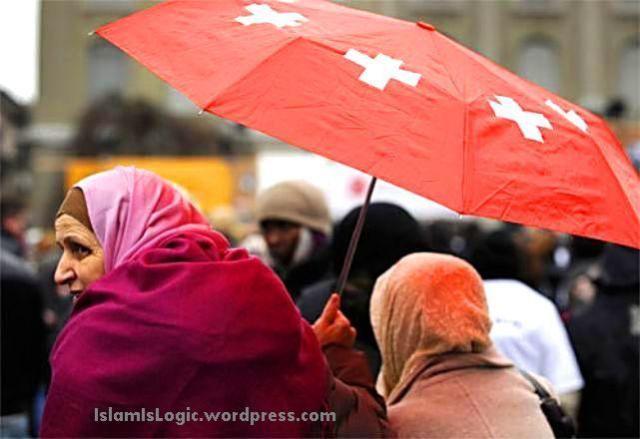 swiss muslimah