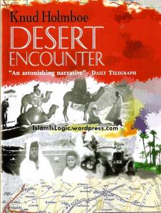 book_desert_encounter by Knud Valdemar Gylding Halmboe