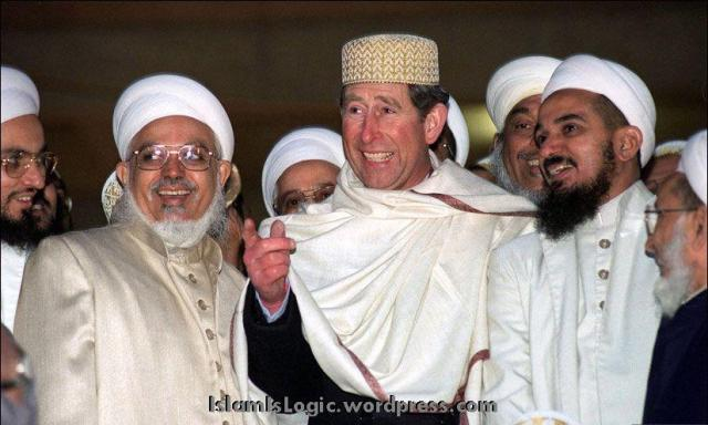 prince pangeran charles muslim