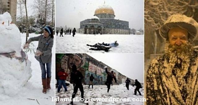 Salju 2013 di Arab 00