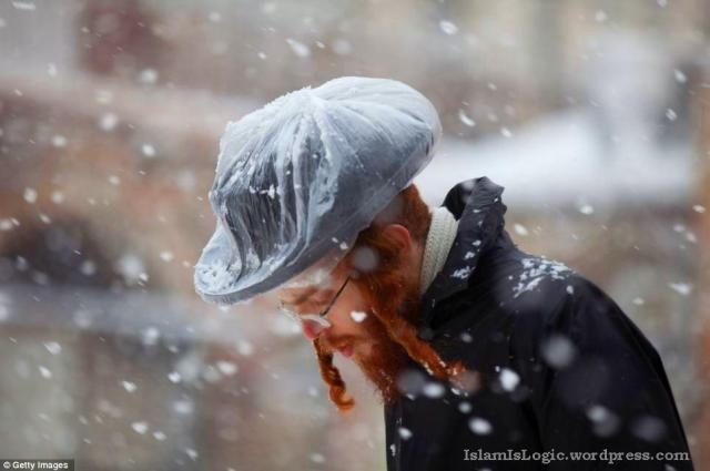 Salju 2013 di Arab 26