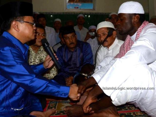 Abanda Herman muslim