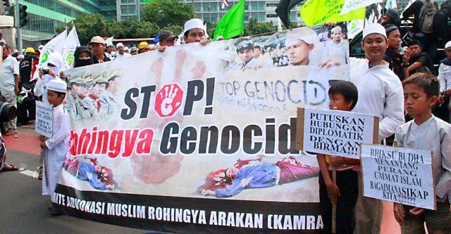 demo muslim rohingya 02
