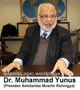 Dr. Muhammad Yunus- Rohingya