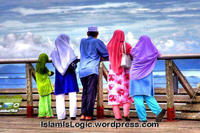keluarga-muslim islam