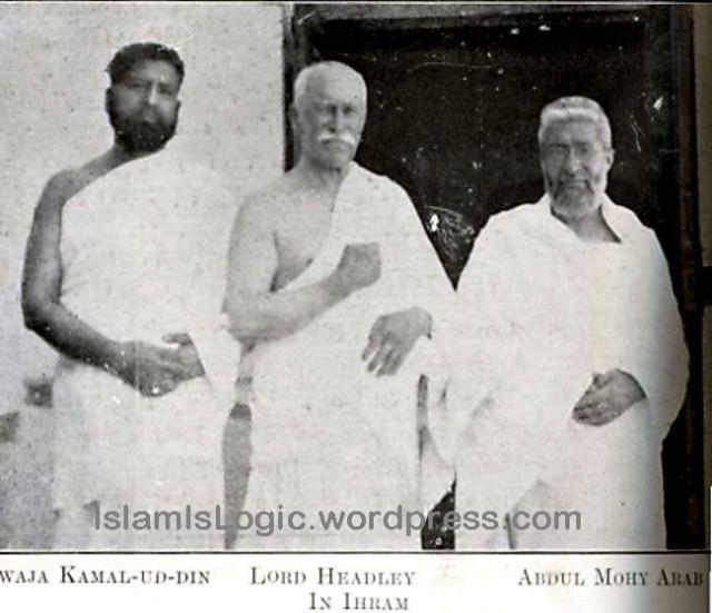 Lord Headley El-Farooq hajj