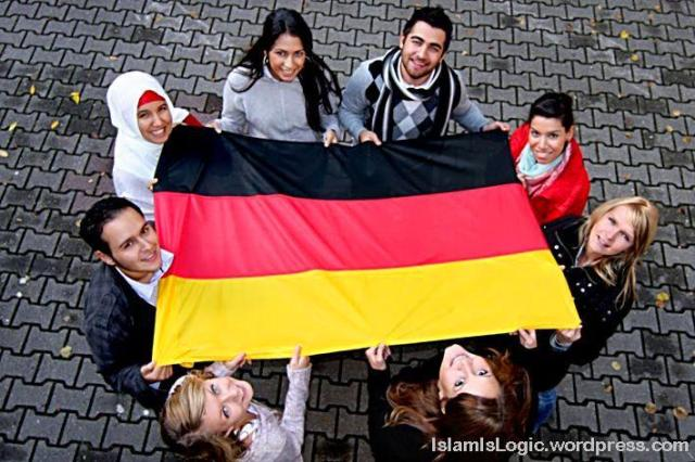 muslim germany header