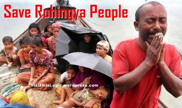 rohingya header