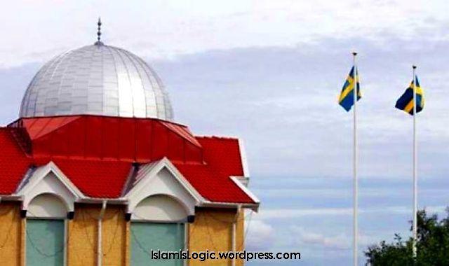 mesjid di swedia