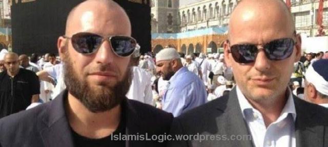 Arnoud Van Doorn, produser film hina Nabi Muhammad naik haji 2