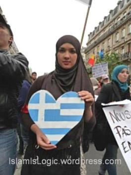 muslim Yunani greece