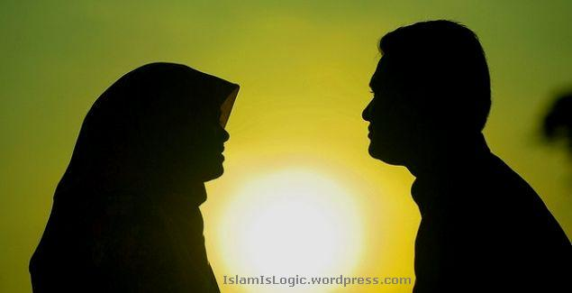 pasangan muslim couple