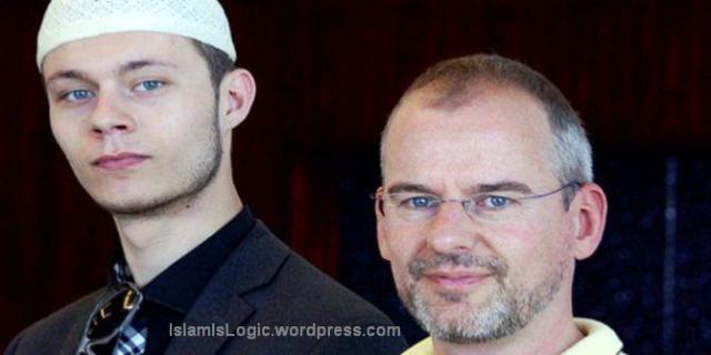 Iskandar Amin De Vrie putra-pembuat-film-anti-islam-jadi-mualaf