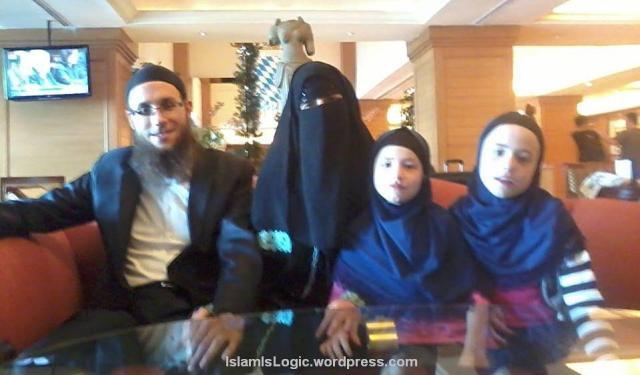 Abdel Azziz Qaasim Illi dan Nora Illi