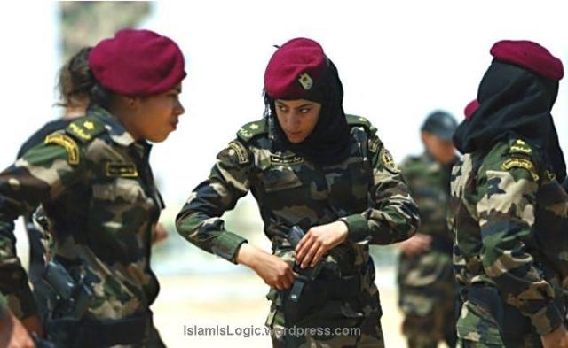 Hijabers Paspampres Palestina 02