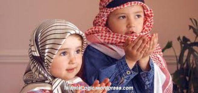 anak doa berdoa