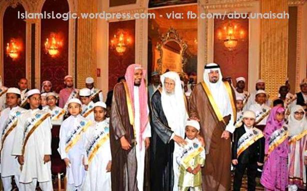 Musa Mendapat Nilai Istimewa Dalam Lomba Menghafal Alquran Di Jeddah 2