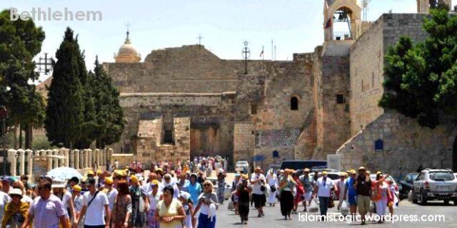 Suasana Kota Bethlehem
