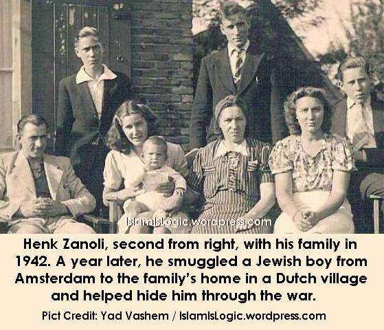 Henk Zanoli family in Gaza Palestine Israel