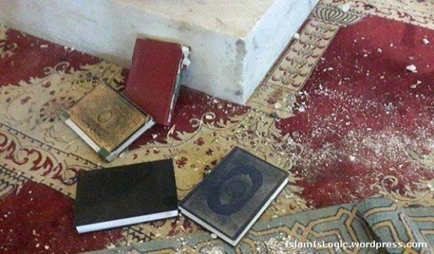 Alquran in Al-Aqsa