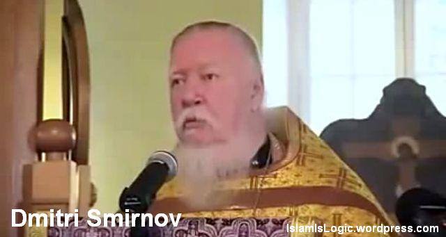 Imam Besar Katolik Ortodoks Dmitri Smirnov