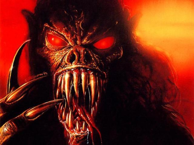 demon evil iblis setan hantu 3