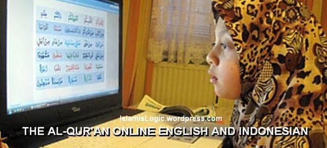 THE AL-QUR'AN ONLINE ENGLISH AND INDONESIAN 2